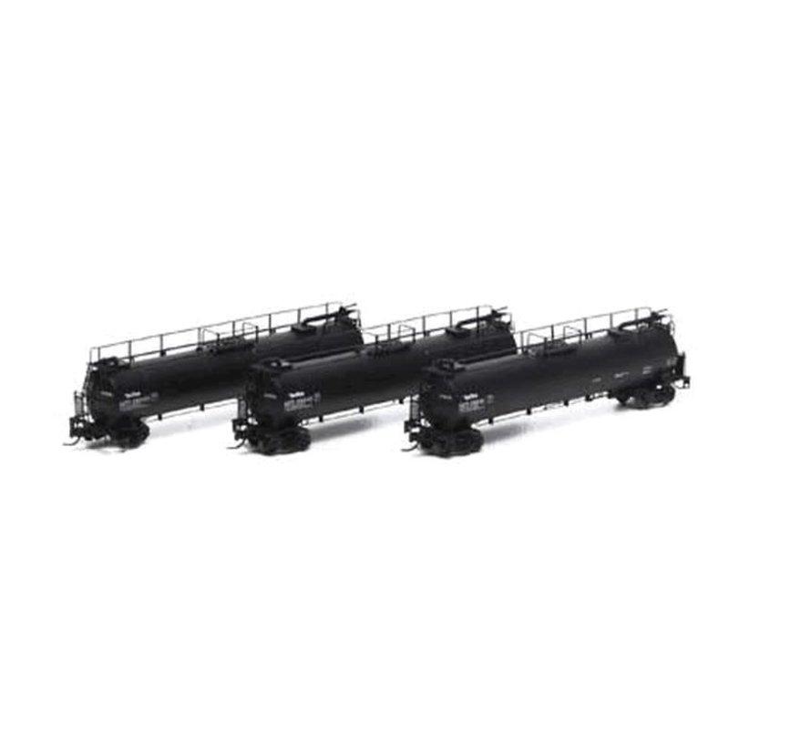 Athearn : N GATX Tank Train