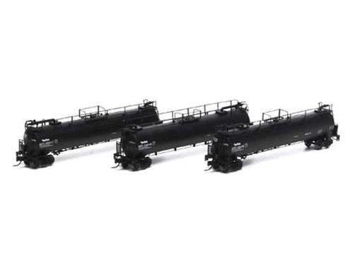 ATHEARN ATH-14998 - Athearn : N GATX Tank Train