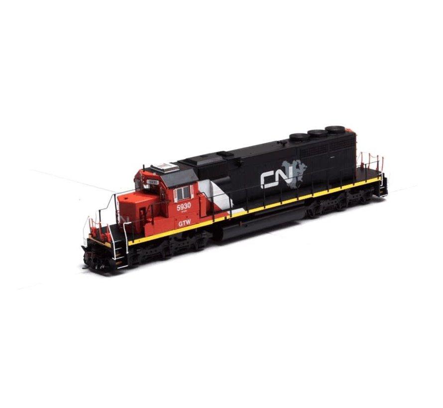 Athearn : HO CN SD40-2