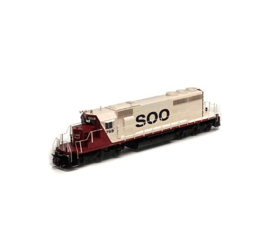 Athearn : HO SOO SD40-2