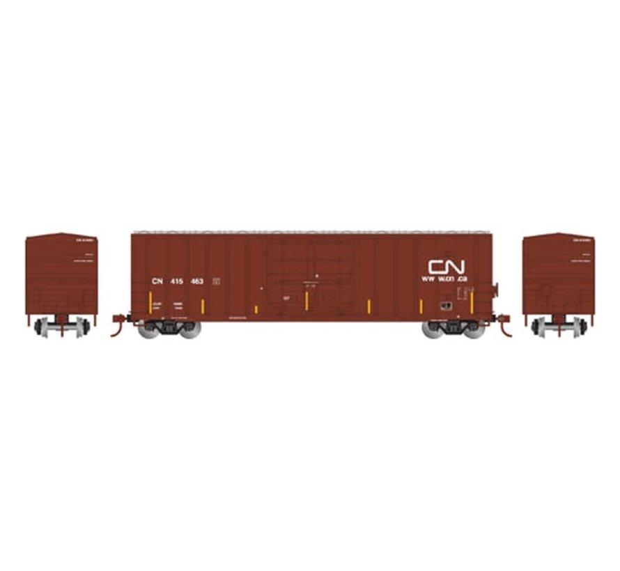 Athearn : N CN 50' Plug Boxcar