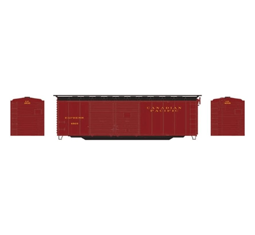 Athearn : HO CP Express Box Car