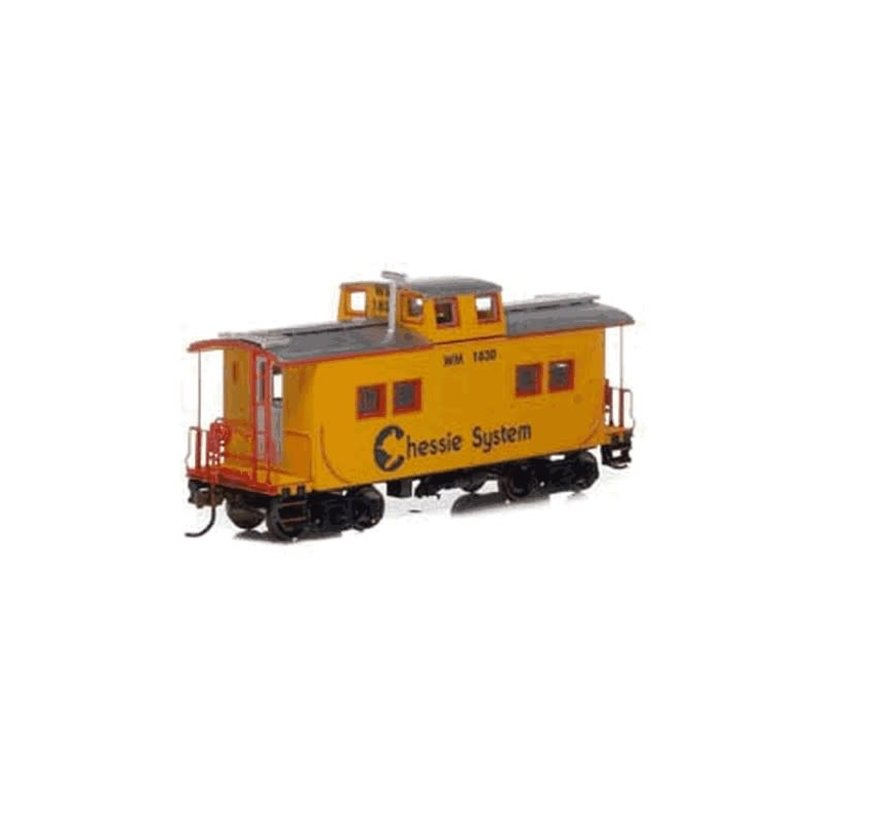 Athearn : HO Eastern Caboose, Chessie #1830