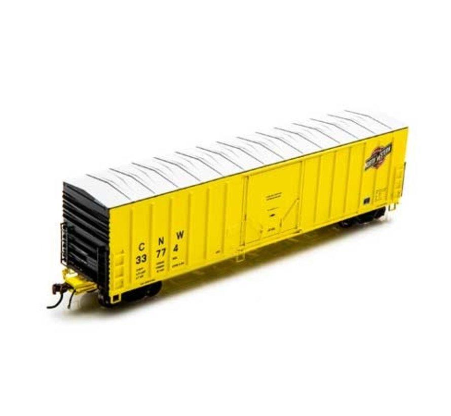 Athearn : HO 50' NACC Box C&NW #33774