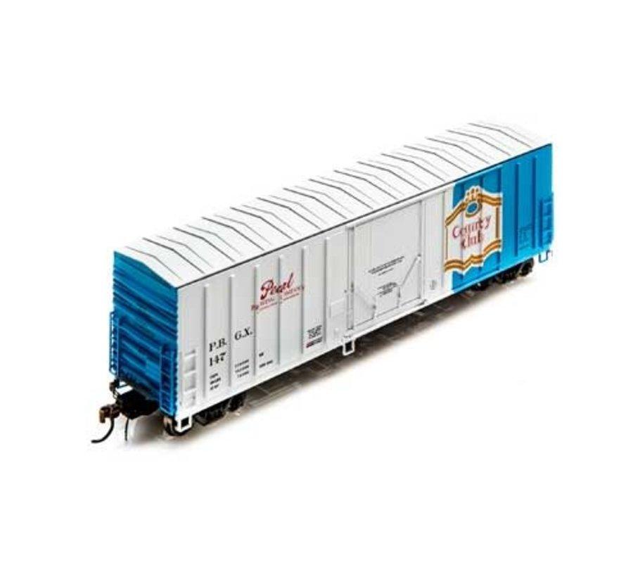Athearn : HO 50' NACC Box PBGX #147