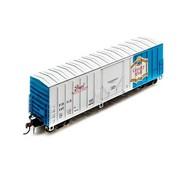 ATHEARN ATH-2247 - Athearn : N 50' NACC Box PBGX #147
