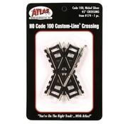 ATLAS ATL-174 - Atlas : HO : 45 Crossing