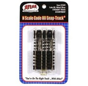 ATLAS ATL-2509 - Atlas : N Code 80 Straight Assort