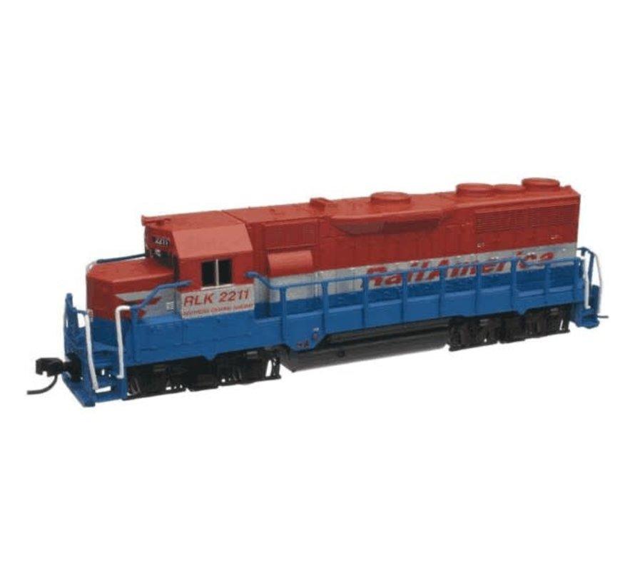 Atlas : N GP35 Rail Canada