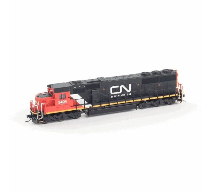 Atlas : N SD60 CN