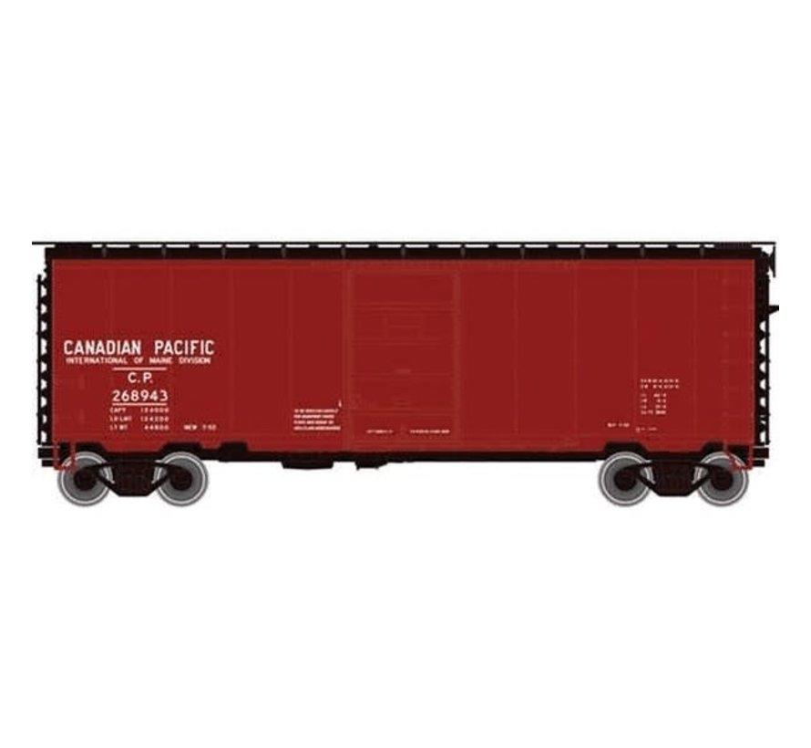 Atlas : N CP 40' Ps-1 Box #268943