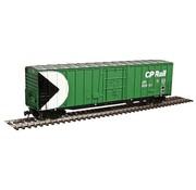 ATLAS ATL-5000-3560 - Atlas : N CP 50' box car #85635