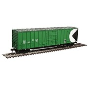 ATLAS ATL-5000-3567 - Atlas : N Quebec Central 50' box car #75290