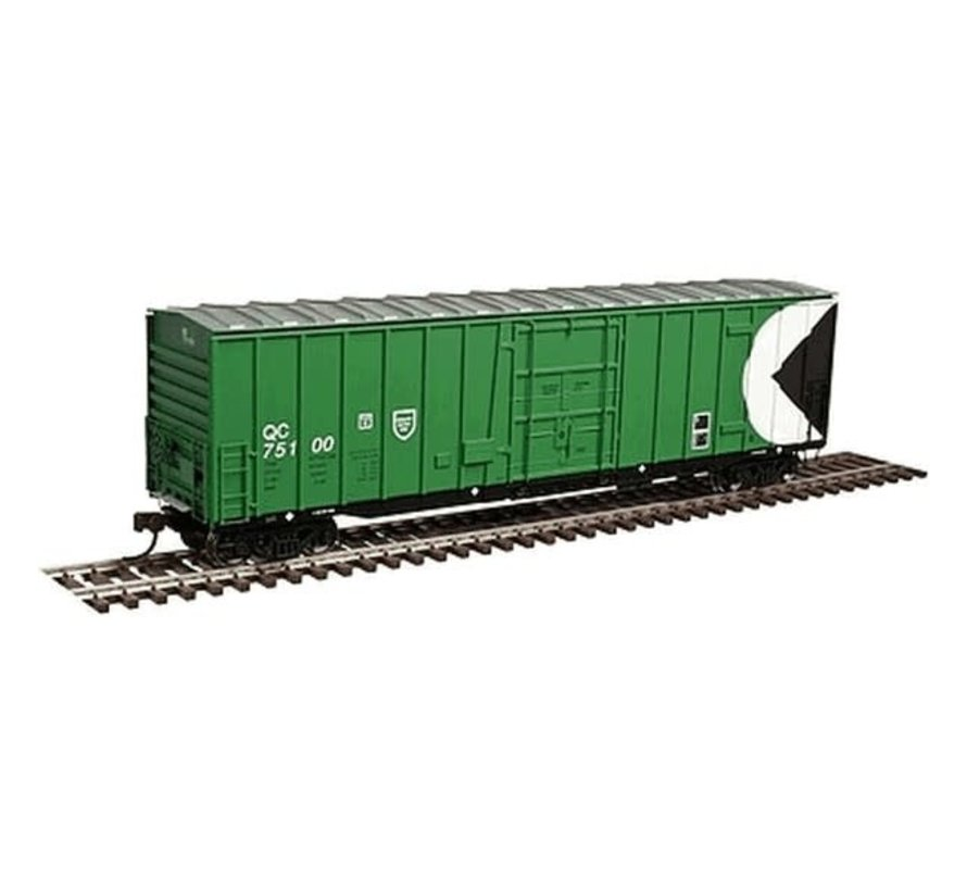 Atlas : N Quebec Central 50' box car #75290