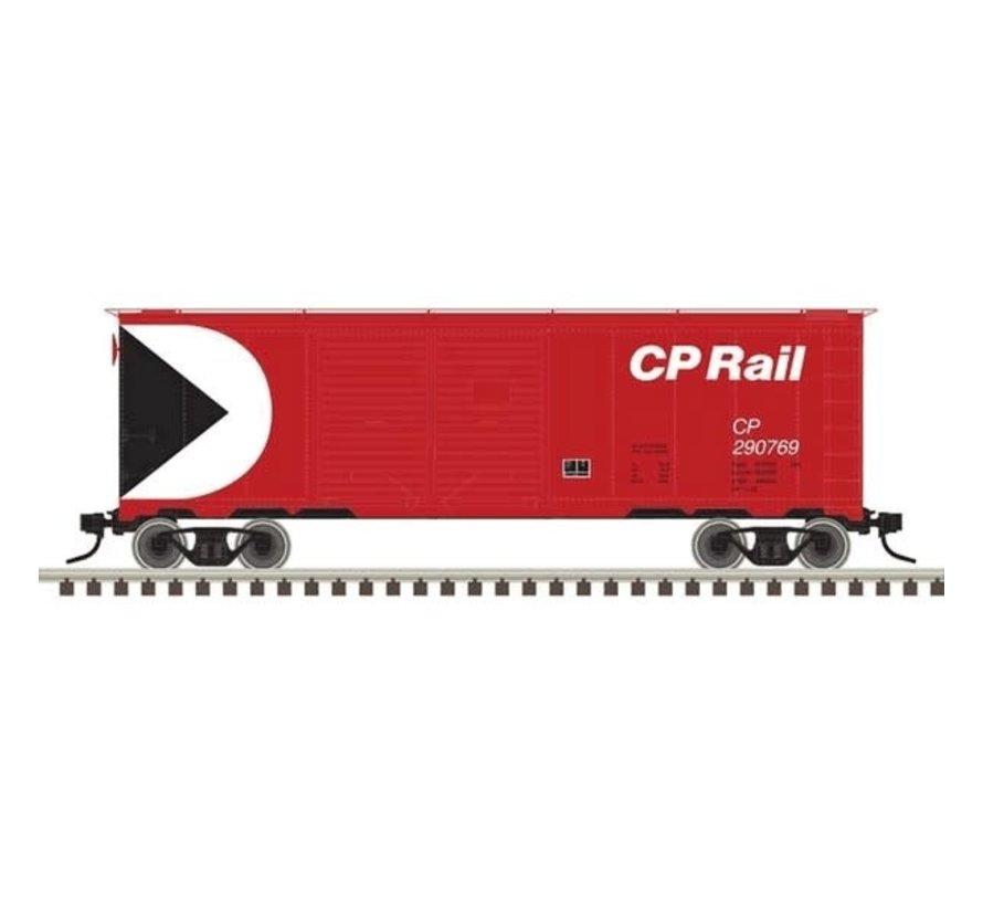 Atlas : N CP 40' Double Box #260428