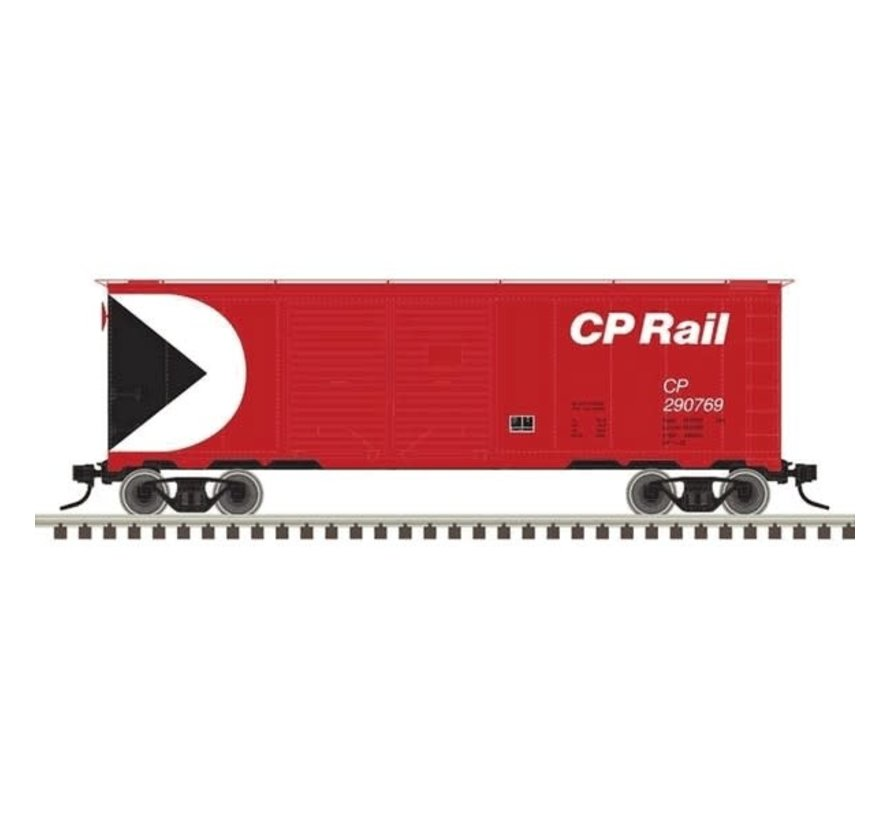 Atlas : N CP 40' Double Box #260769