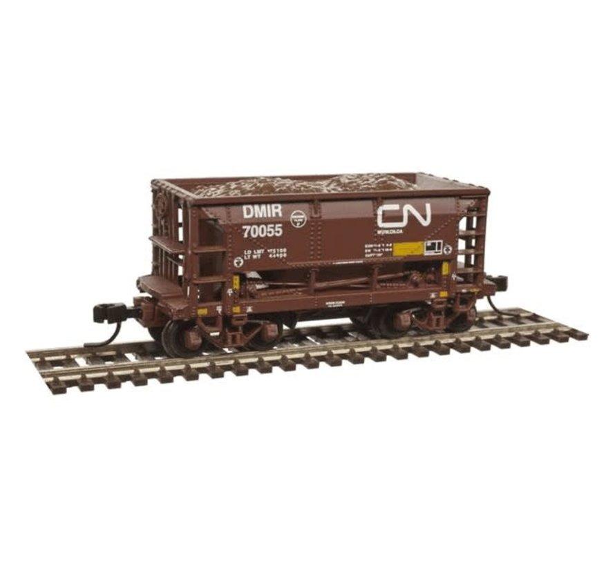 Atlas : N 70T Ore car CN #70055