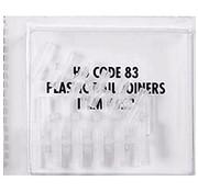ATLAS Atlas : HO Code 83 Plastic Joiners