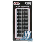 "ATLAS ATL-822 - Atlas : HO 6""Straight (4 pcs)"