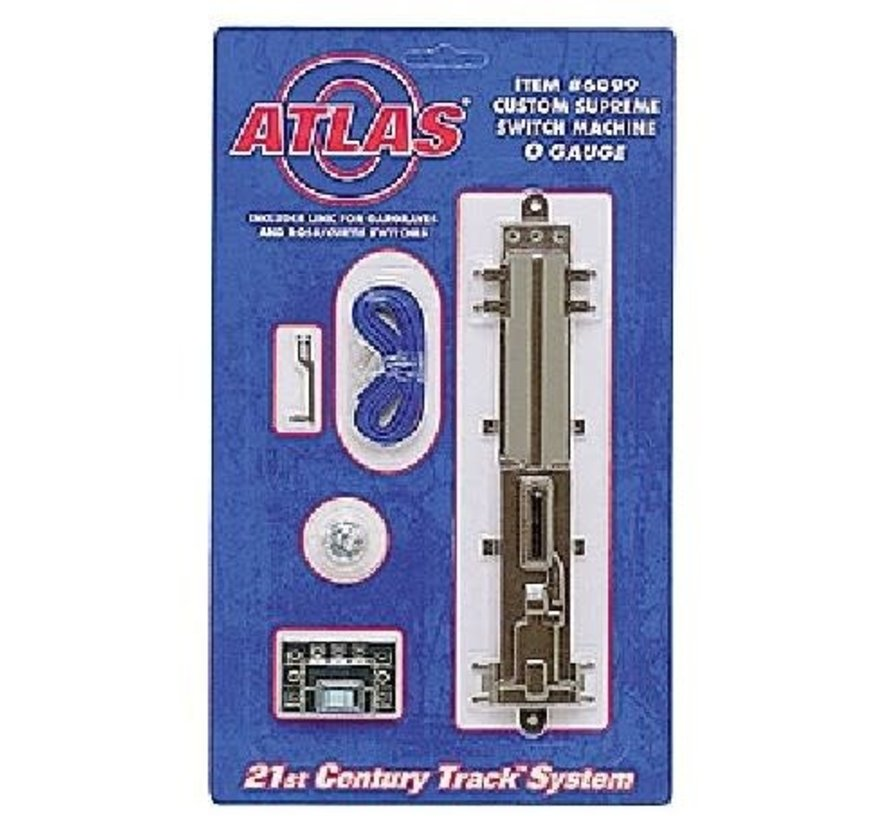 Atlas : O Remote Switch Machine