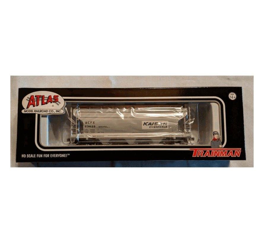 Atlas : HO Trainman 3560 Covered Hopper, Agrium #2186