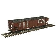ATLAS ATL-2000-4901 - Atlas : HO Trainman 70-Ton 9-Panel Hopper, CN #326209