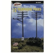 ATLAS ATL-775 - Atlas : HO Telephone pole