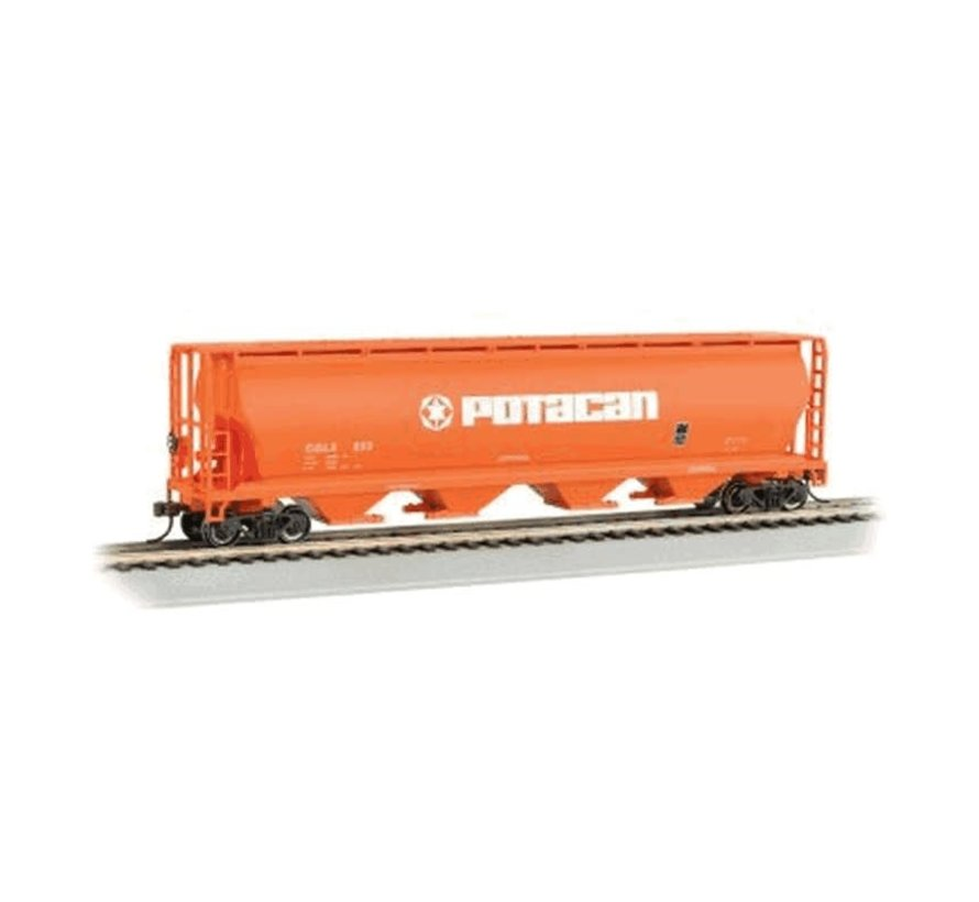 Bachmann : HO Potacan 4-Bay Hopper