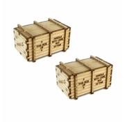 BACHMANN BAC-39110 - Bachmann : HO Machinery Crates