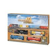 BACHMANN BAC-735 - Bachmann : HO Harwest Express SET