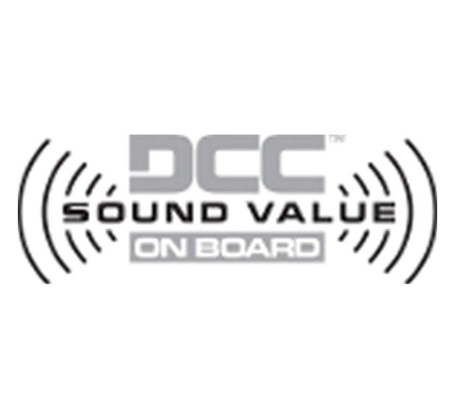 Bachmann : HO Thunder Chief Digital DCC SET