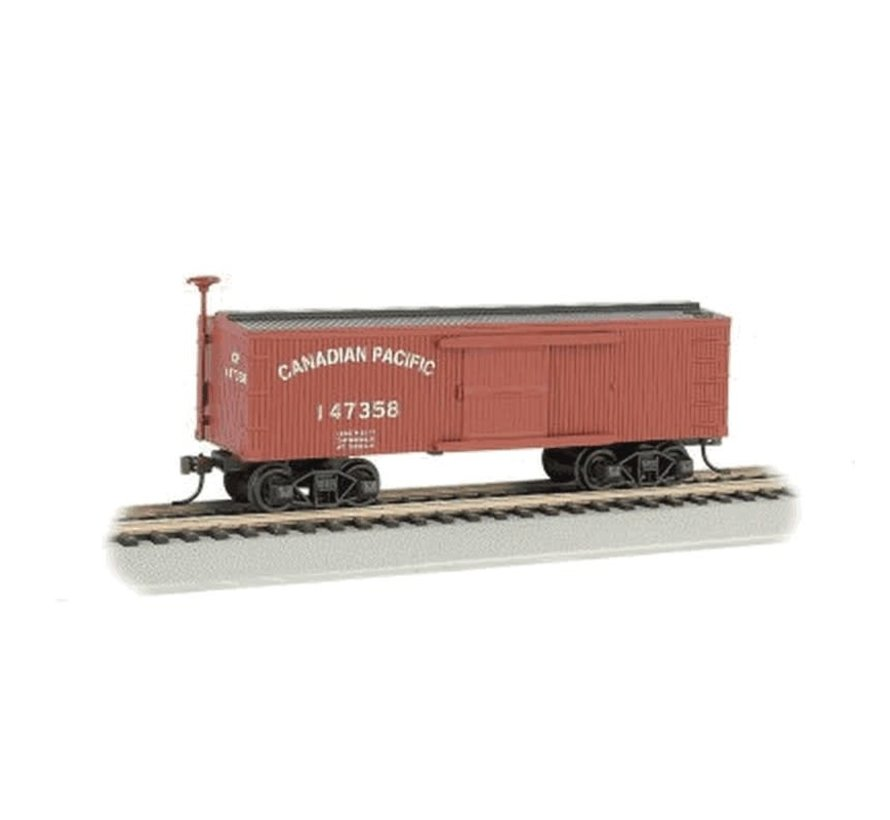 Bachmann : HO CP Old Time Boxcar