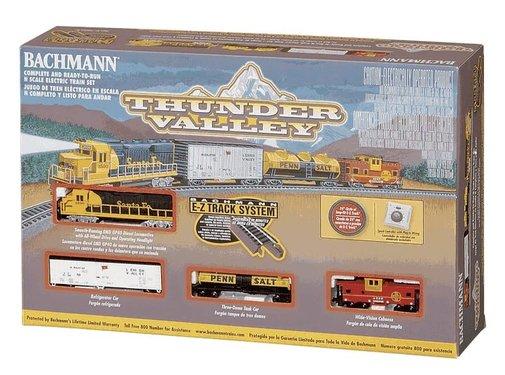 BACHMANN BAC-24013 - Bachmann : N Thunder Valley Freight SET