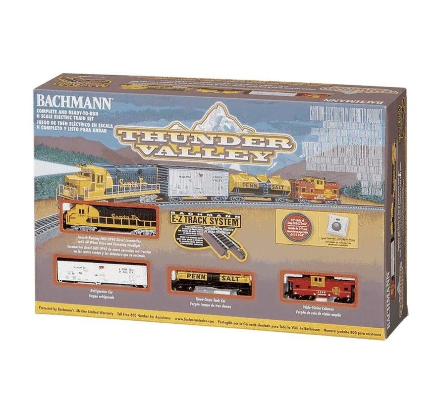 Bachmann : N Thunder Valley Freight SET