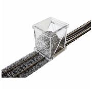 BACHMANN BAC-39001 - Bachmann : HO Scale Ballast Spreader