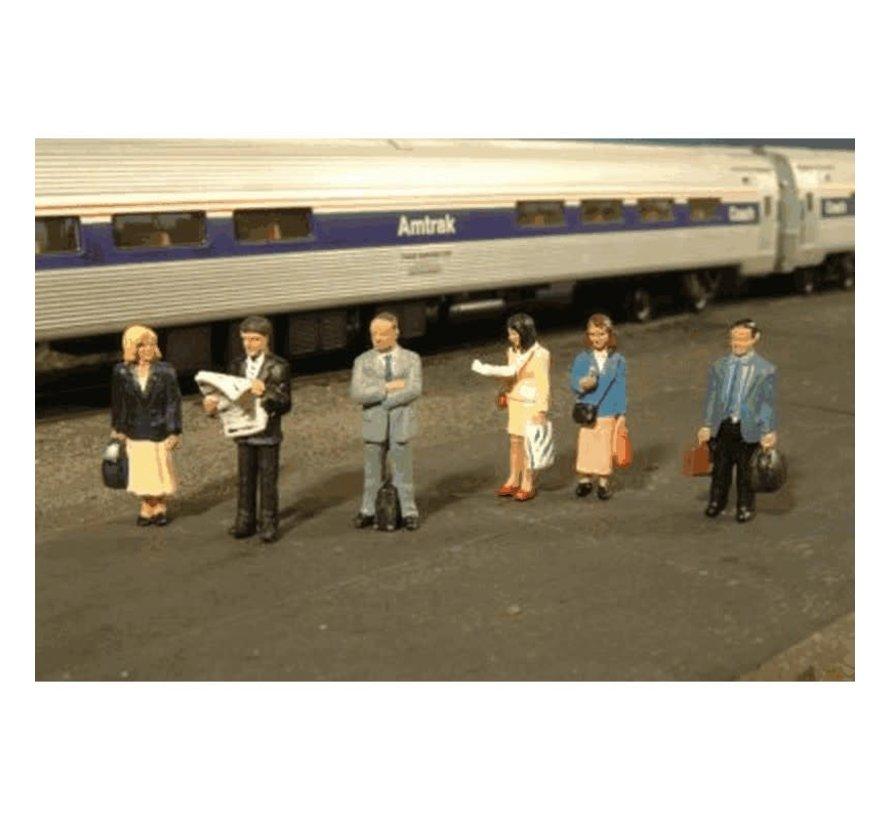 Bachmann : HO Figure Passengers