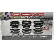 CARRERA CAR-20572 - Carrera : Track Curves 2/30