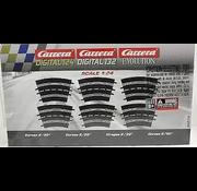 CARRERA Carrera : Track Curves 2/30