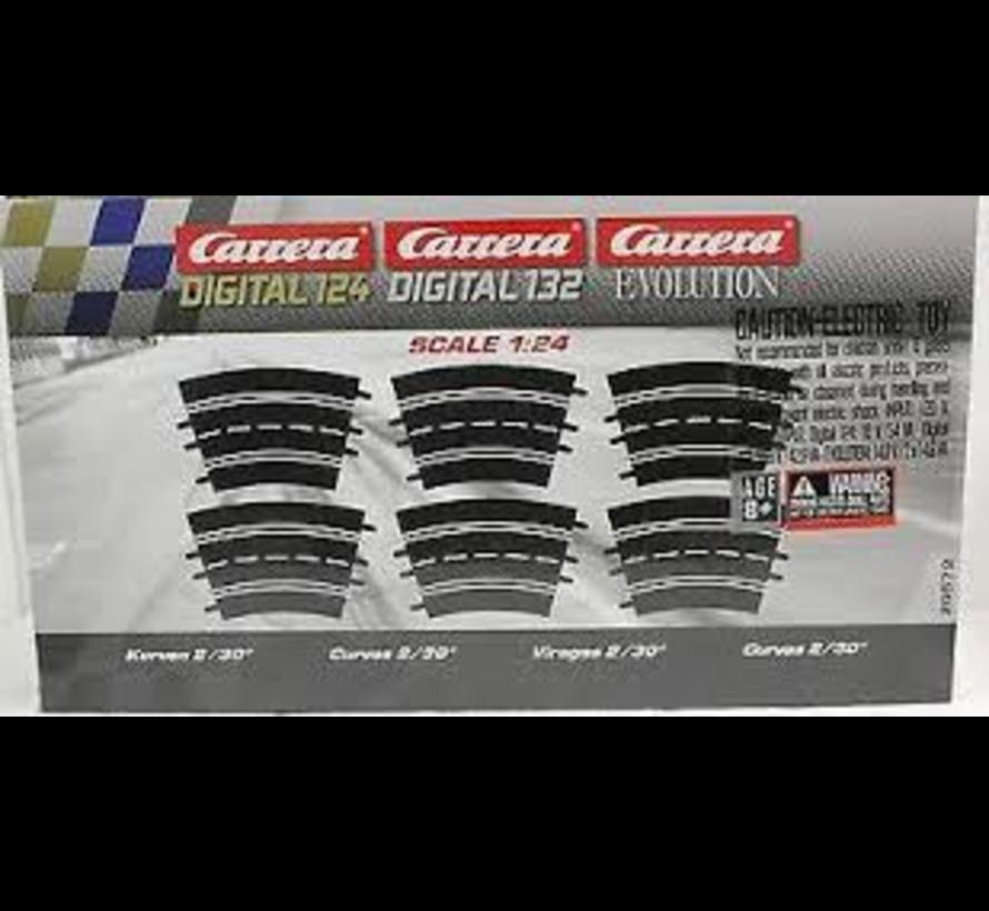 Carrera : Track Curves 2/30