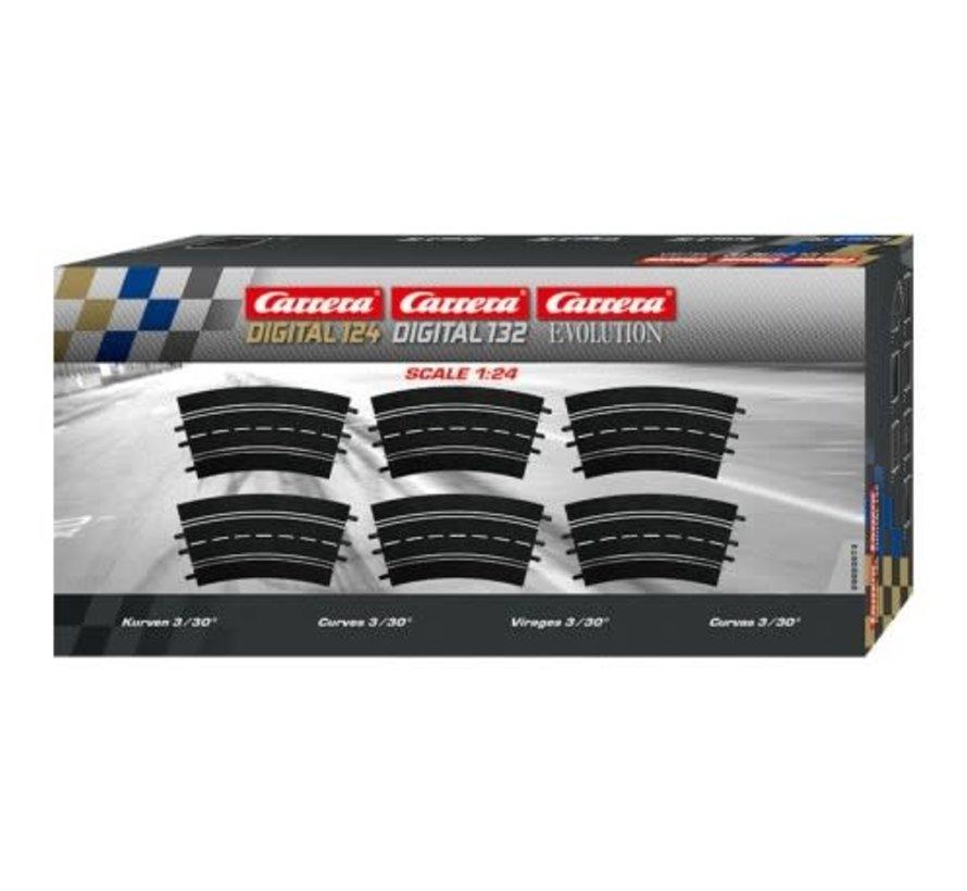 Carrera : Track Curves 3/30