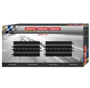 CARRERA CAR-20601 - Carrera : EV Standard Straight (2pcs)