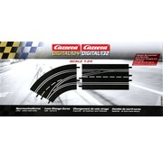 CARRERA CAR-30363 - Carrera : DIG132/124 Lane Changing Curve Left out to in
