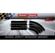 CARRERA CAR-30364 - Carrera : DIG132/124 Lane Changing Curve Right in to out