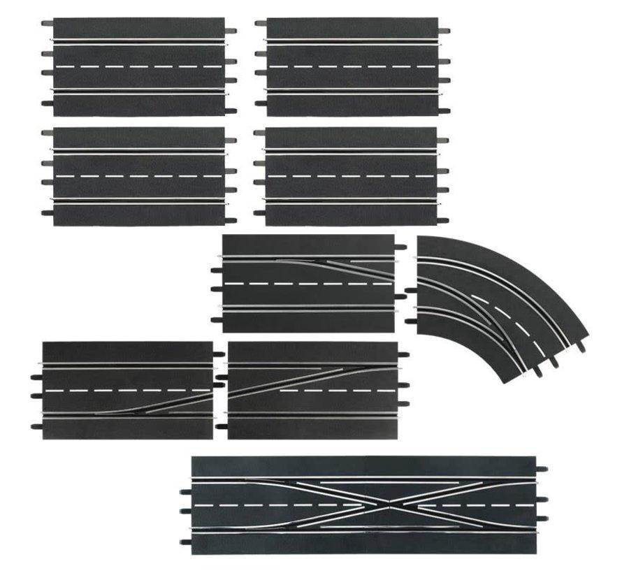 Carrera : DIG132/124 Track Extension Set