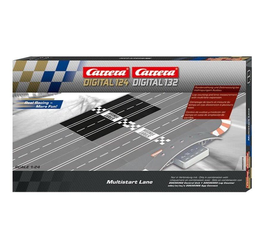 Carrera : DIG132/124 Multistart Lane
