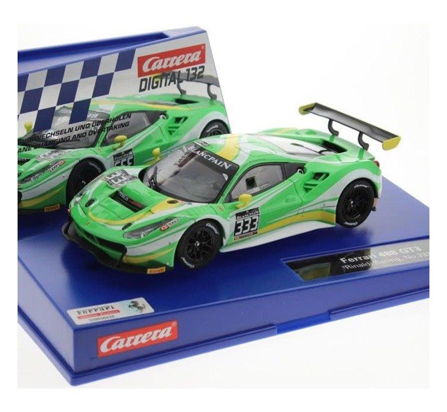 Carrera : DIG132 Ferrari 488 GT3