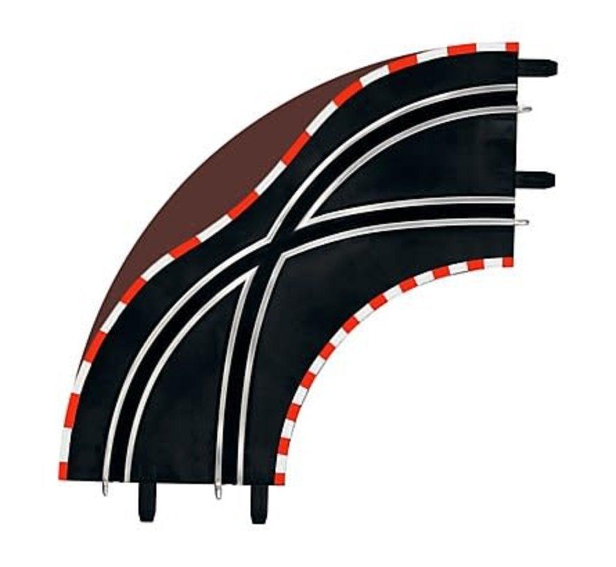 Carrera : GO Lane Change