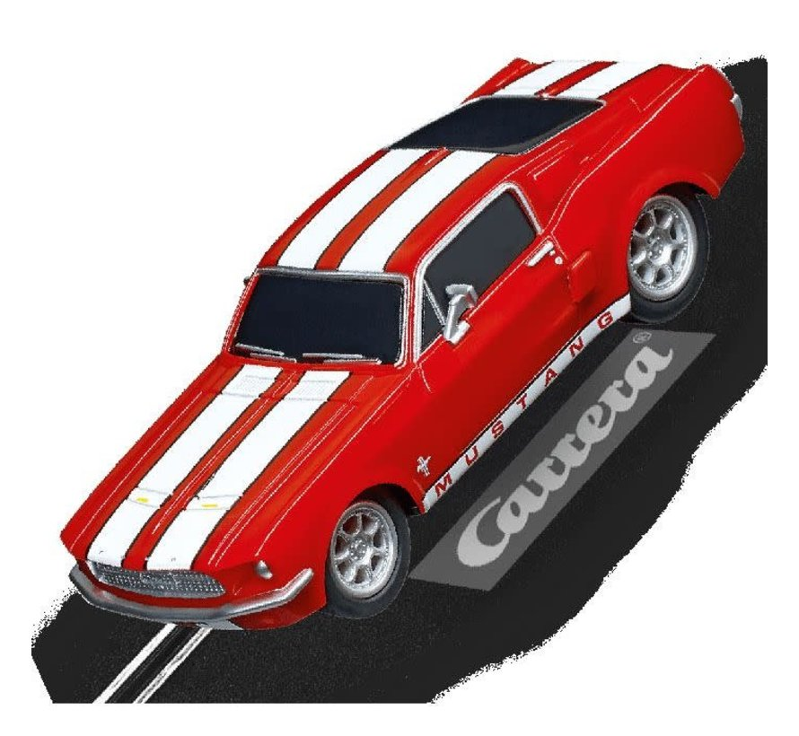 Carrera : GO Ford Mustang '67