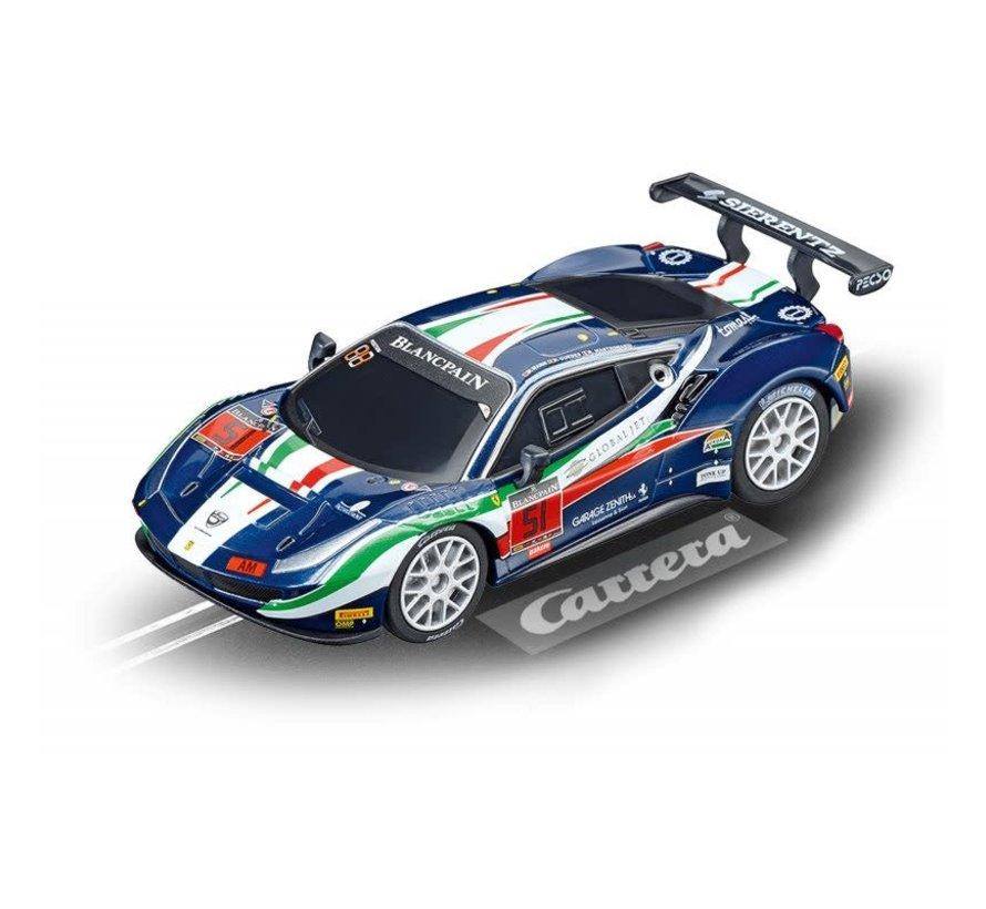 Carrera : GO FERRARI 488 GT3 AF Corse