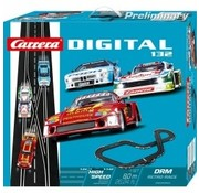 CARRERA Carrera : DIG132 DRM Retro Race SET